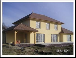 isolation maison 2004